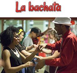 La bachata cours de danses latines Bordeaux