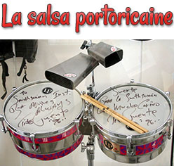 La salsa portoricaine cours de danse à Bordeaux