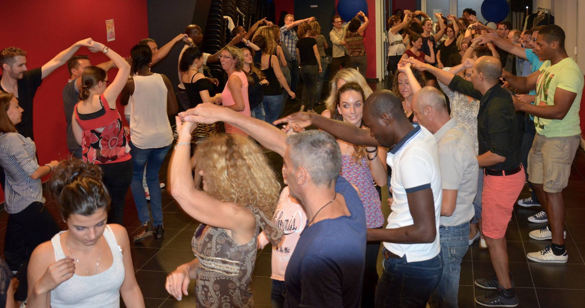 Association Afro Latino Bordeaux danse