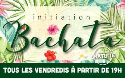 Initiation Gratuite Bachata Tous les Vendredis!