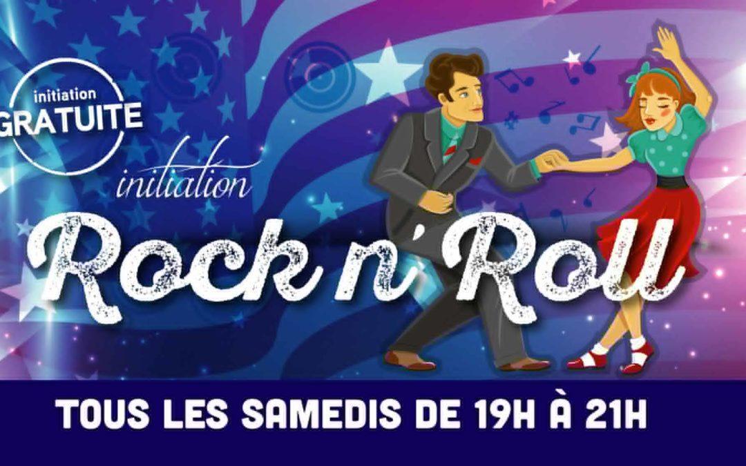 Initiation Gratuite Rock tous les Samedis!